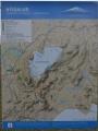 Mapa okolí Nýidaluru, kde by mohly být pěkné túry.