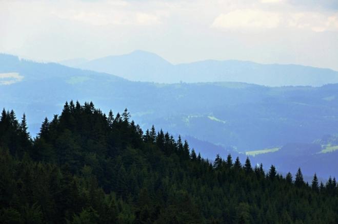 Pohled na Sovensko.