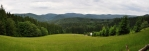 Pastvina u Lačnova se obchází lesem a zvedák je to pořádný.