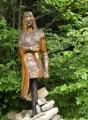 Perunova socha.
