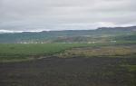 Reykjahlíð za jezerem