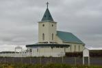 Kostel v Reykjahlíðu
