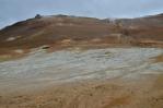 Plesnivá hora Námafjall
