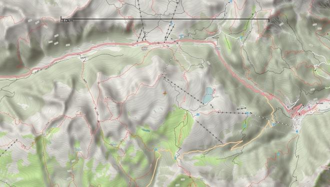 San Pellegrino - Col Mergherita.
