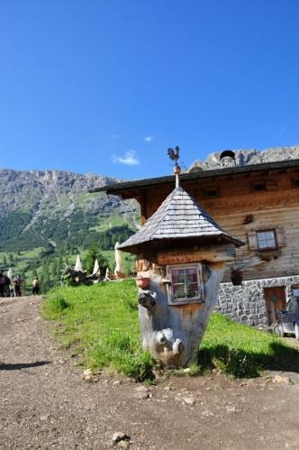 Saltnerhütte.