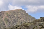 Cima Bocche (2 745 m n. m.) bude od rozcestníku nadosah.