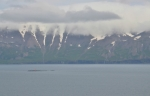 Poloostrov na východní straně Eyjafjörðuru, kde hory strmě rostou z moře, je neobydlený a do jeho severní části nevedou žádné cesty pro obyčejná auta (ani štěrkové). Vypadá tedy jako skvělý kandidát na horskou turistiku neobydlenou krajinou, navíc asi bez takových davů turistů jako na Laugavegur. Podporu zajišťují 4 chaty (počítáno dle našeho autoatlasu).