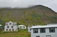 V Siglufjörðuru pod horami
