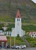 Kostel v Siglufjörðuru
