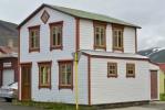 Domek v Siglufjörðuru