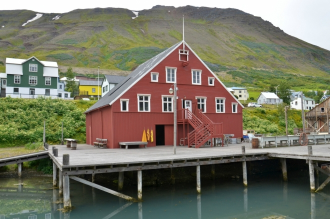 Muzeum sleďové éry v Siglufjörðuru