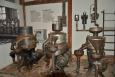 Stroje na extrakci oleje ze sleďů