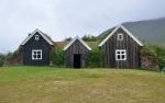 Trávový domeček Nýibær