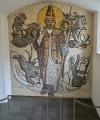 Mozaika ve zvonici