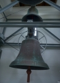 Zvony nahoře ve zvonici