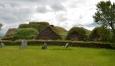 Farma Glaumbær od kostelíka