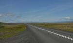 Ring road, okružní dálnice okolo Islandu