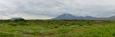 Panorama skály příkopové propadliny