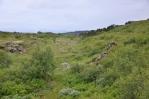 Údolíčko vedle propadliny.