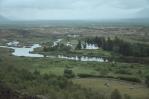 Příkopová propadlina v Thingvelliru