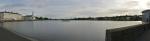 Panorama jezera Tjörnin