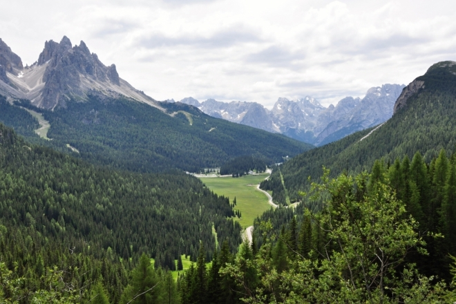 Val Popéna Bassa.