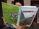 Z Dolomitů jsem pro radost vytvořil fotoknihu. Objednal jsem jich hned 12 a všechny již zájemcům doručil (Happy Foto - 260,-Kč). Doufám, že udělají zájemcům radoat.