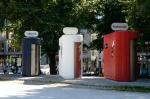 Toalety v centru Osla