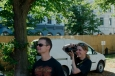 Trolling fotografů v Oslu