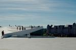 Střecha Nové budovy Opery, Oslo