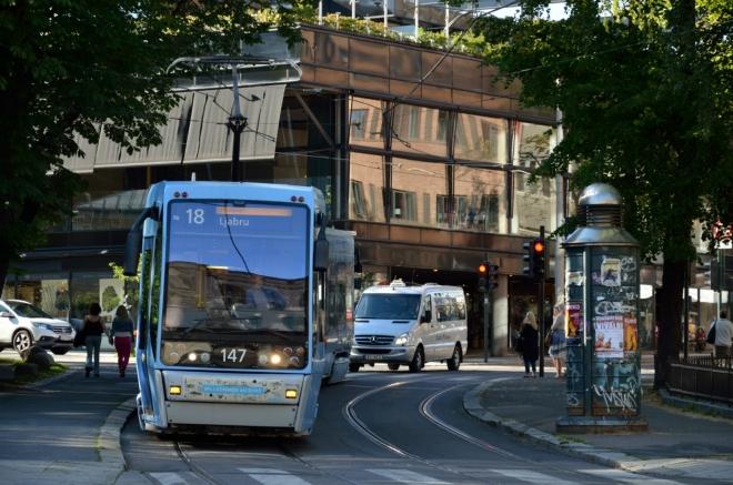 Jedna tramvajová…