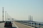Most přes úžinu Øresund