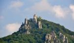 Sul'ovské skály jsou jediné slepencové skalní město na Slovensku.