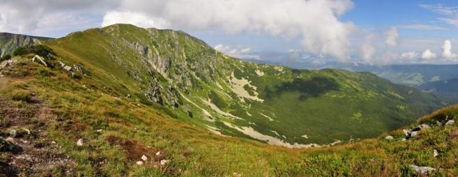 Brestová (1 902 m n. m.).