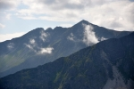 Baníkov (2 178 m n. m.) a Tri kopy.