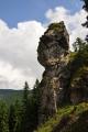Ostrý grúň (1 216 m n. m.).