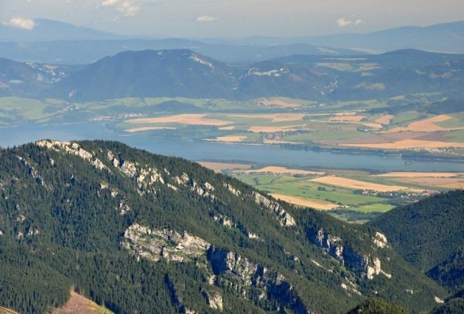 Liptovská Mara.