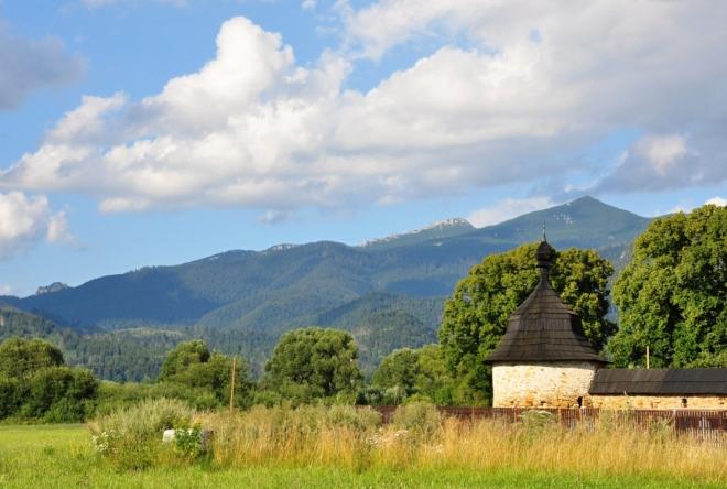 Sivý vrch z Nižných Matiašovců.
