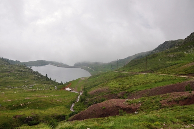 Lago Cavia.