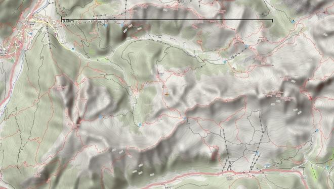 San Pellegrino - Passo di Fassa.