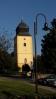 Přimda, kostel sv. Jiří.