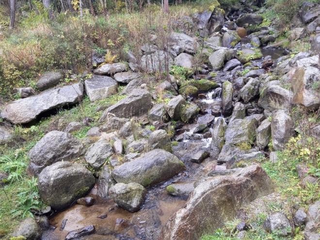Záhvozdenský potok.