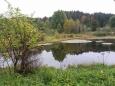 Uhlíkovský rybník.