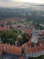 Válcová věž představuje výraznou dominantu města, její výška je 54,5 metrů. Do dnešní podoby byla dokončena v roce 1581 podle projektu Baldassara Maggi z Arogna. Nejstarší části však pocházejí z období gotiky. Z vyhlídkového ochozu se vám naskytne jedinečný pohled na město i přilehlé okolí. (Wikipedie)