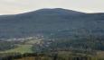 Vyšný, Kleť (1 084 m n. m.).