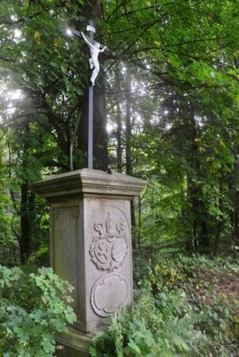 Křížek u Řeřišného.