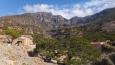 pohoří Asterousia s nejvyšším vrcholem Kofinas ...