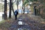 U Blanského rybníka.