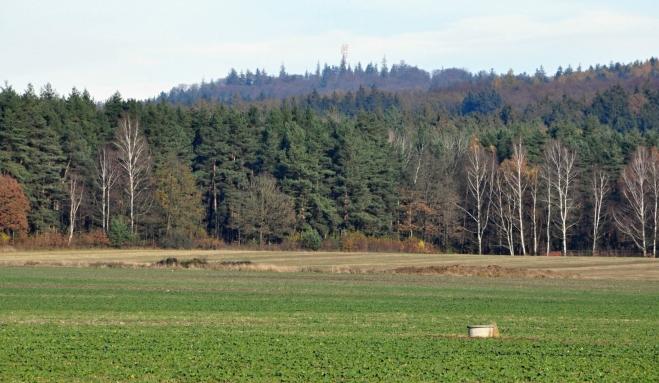 Velky Kameník (575 m n. m.).