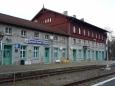 Alžbětínské nádraží...